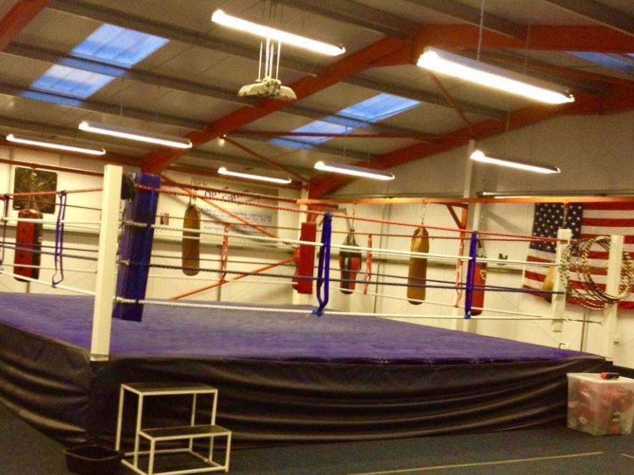 Berinsfield ABC gym
