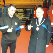 Bromyard Boxing Club Frankie Gavin