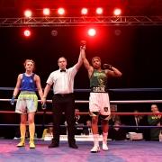 Caroline Dubois winning decision