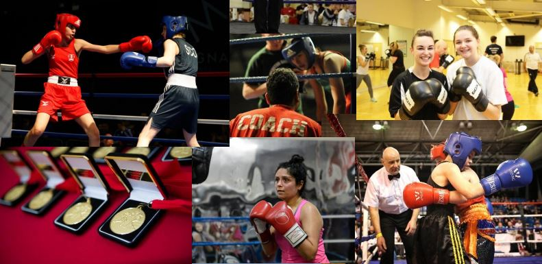 England Boxing activities