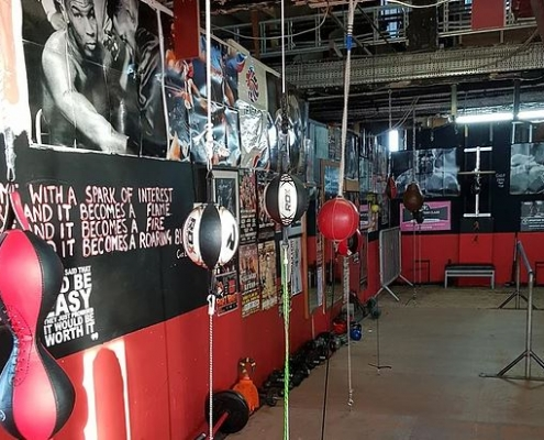 Eccles ABC gym