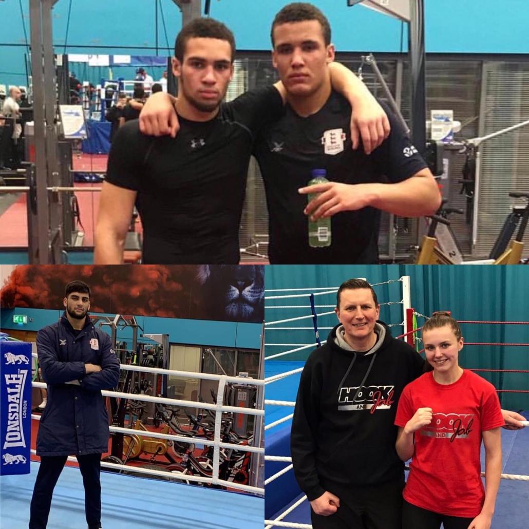 England Talent Training Day January 2019