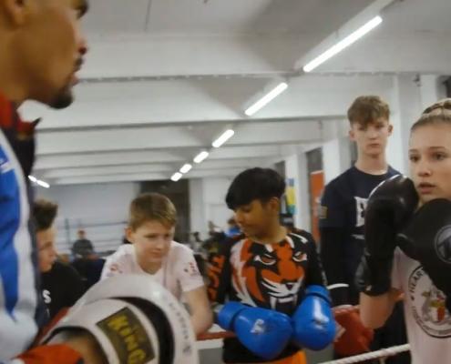 Heart of England Boxing Club, Hinckley