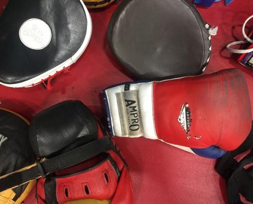 Boxing equipment
