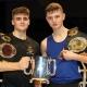 Murray brothers, Royal Navy