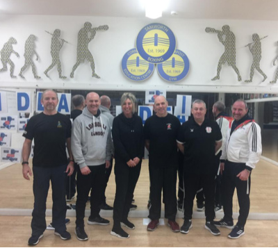 Tamworth coach educators February 2019