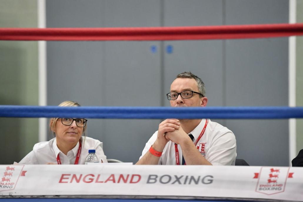 England Boxing Officials