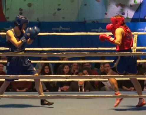 Armed Forces Female Box Cup 2019