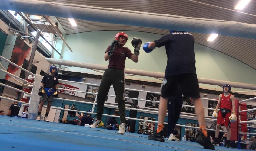 Activity Calendar - England Boxing