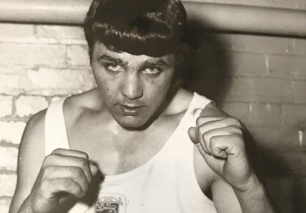 Tribute To Amateur Boxing Stalwart Stevens England Boxing