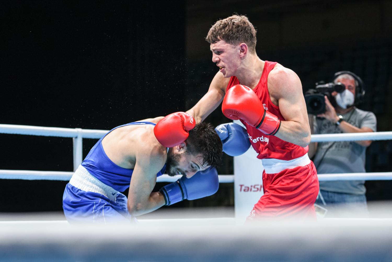 Olympics day 2: GB's Whittaker, Davison and McCormack all progress   Boxen247.com (Kristian von Sponneck)